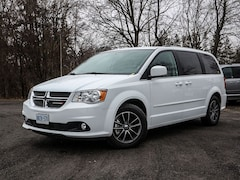 2017 Dodge Grand Caravan PREMIUM PLUS, NAV, DVD, STO AND GO Minivan