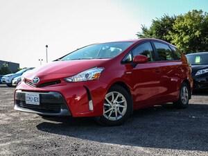2017 Toyota Prius v Hybrid GAS MISER, Backup Camera, Auto