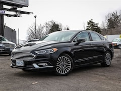 2017 Ford Fusion AWD, SE SUNROOF, NAVIGATION Sedan