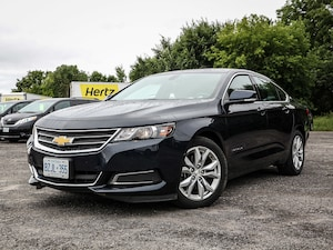 2017 Chevrolet Impala LT Remote Start, Dual Climate Control