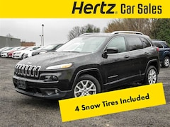 2016 Jeep Cherokee North, NAVIGATION, 4CYL, Auto, FWD SUV