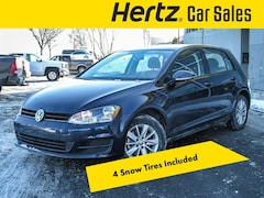 2017 Volkswagen Golf Trendline 1.8 TSI Turbo, Auto, Air, Backup Camera Hatchback