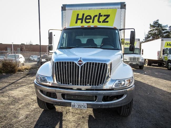 2015 INTERNATIONAL 4300 M7  Durastar Diesel,24 Ft. Box, Auto, Lift, Ramp