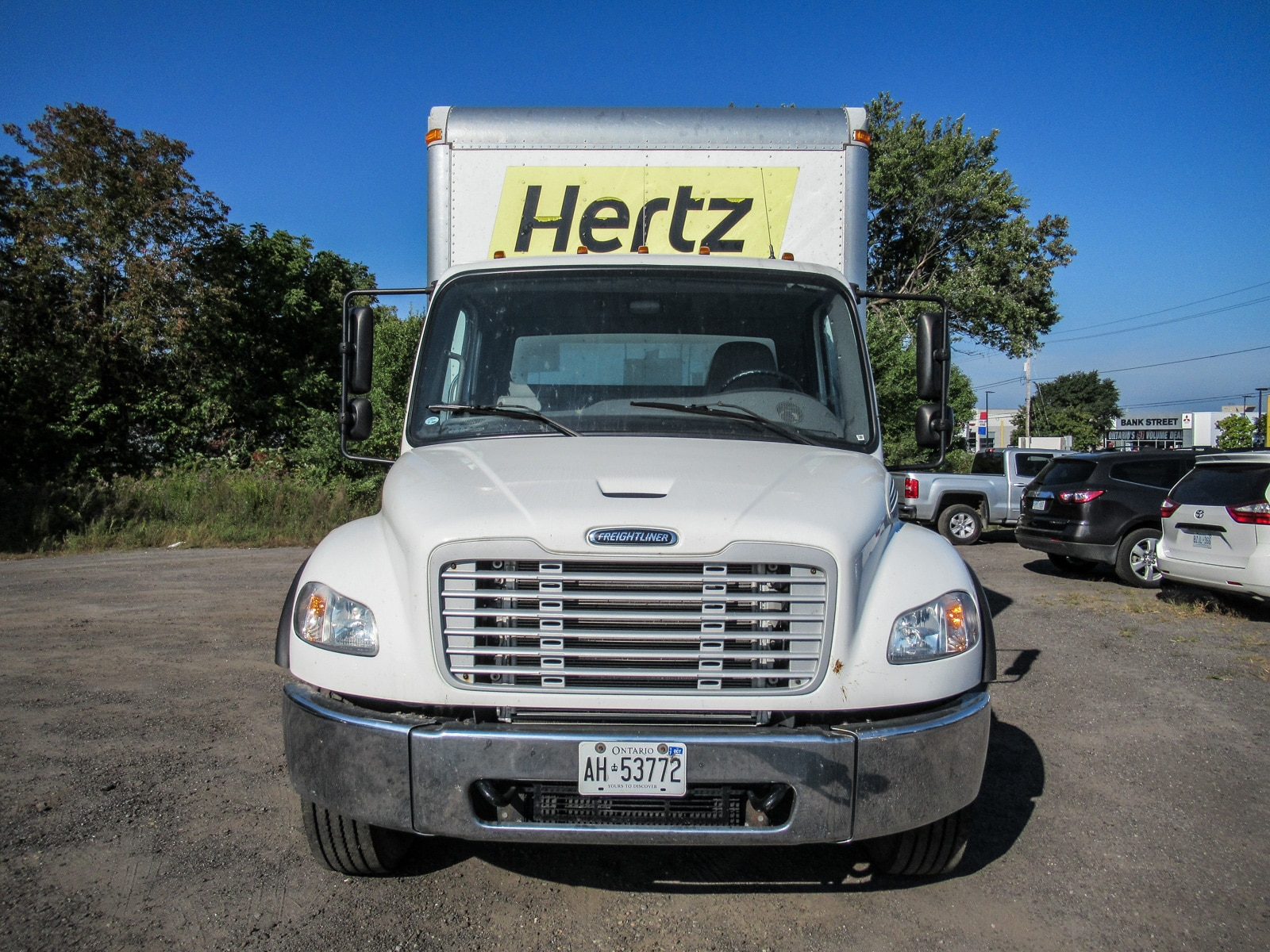 Used rental cars Inventory for Hertz Car Sales in OTTAWA