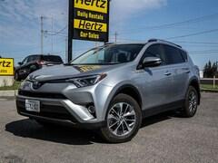 2017 Toyota RAV4 HYBRID LE+, AWD, Push Button Start, Power Grp SUV