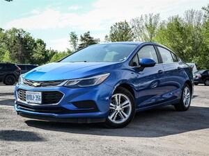2017 Chevrolet Cruze LT TECH AND CONVENIENCE PKGS, SUNROOF, AIR