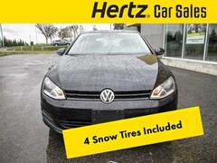 2017 Volkswagen Golf 1.8 TSI Turbo Trendline, Auto, Air, Backup Camera Hatchback