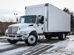 2015 INTERNATIONAL 4300 M7 Durastar Diesel,24 Ft. Box, Auto, Lift, Ramp