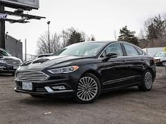 2017 Ford Fusion AWD, SE SUNROOF, NAVIGATION Sedan