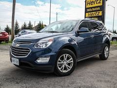 2016 Chevrolet Equinox LT AWD SUNROOF, NAV., TRUE NORTH PKG., REM START SUV