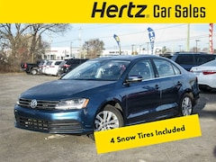 2017 Volkswagen Jetta Wolfsburg Edition SUNROOF, 1.4LTurbo, Auto Sedan