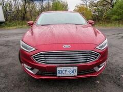 2017 Ford Fusion SE ALL WHEEL DRIVE, MOONROOF, NAVIGATION Sedan