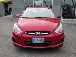 2017 Hyundai Accent GL Hatch, Air Auto Remote Entry, Power Grp