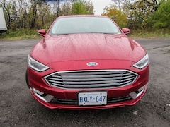 2017 Ford Fusion SE ALL WHEEL DRIVE, MOONROOF, NAVIGATION Sedan