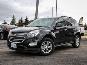 2017 Chevrolet Equinox LT AWD SUNROOF, NAV., TRUE NORTH PKG., REMOTE STAR