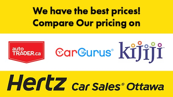 Hertz Car Sales Ottawa | The better way to buy used cars in