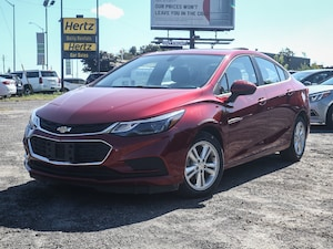 2017 Chevrolet Cruze LT TECH AND CONVENIENCE PKGS, SUNROOF, AIR