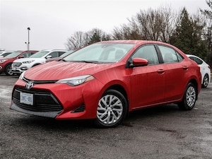 2017 Toyota Corolla LE CVT Automatic, Rear View Camera, Power Grp