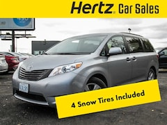 2016 Toyota Sienna 7 Seat, 3.5L V6, Auto, Rearview Camera, Power Group Minivan