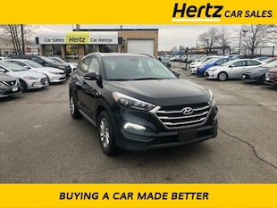 2018 Hyundai Tucson AWD Premium SUV