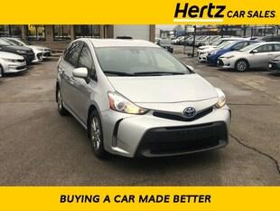 2018 Toyota Prius v Hybrid Wagon