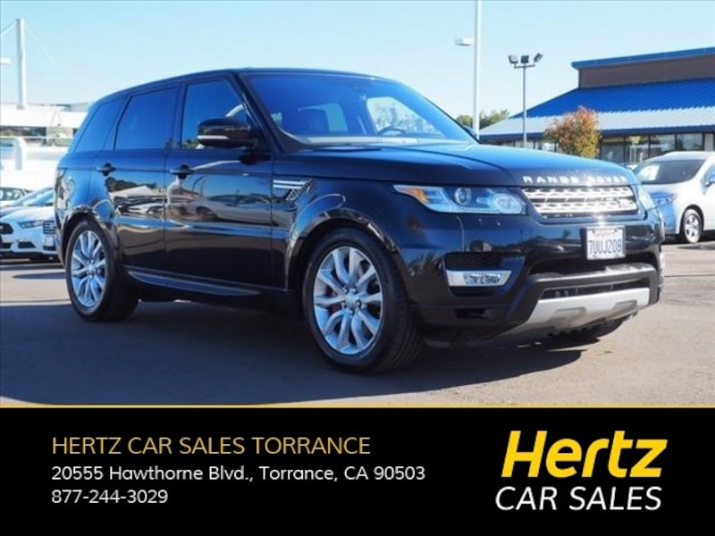 2016 Land Rover Range Rover Sport Supercharged SUV