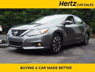 2018 Nissan Altima SL Sedan