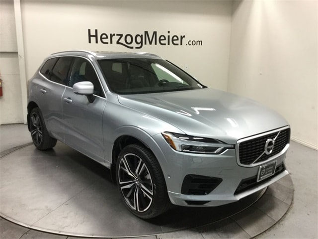 Featured Pre-Owned 2018 Volvo XC60 Hybrid T8 R-Design SUV for sale in Beaverton, OR