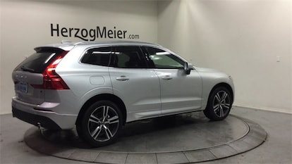 Used 2019 Volvo XC60 For Sale at Herzog-Meier Volvo Cars   VIN:  LYV102RKXKB206341