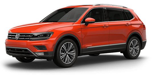 Tiguan Special Offers