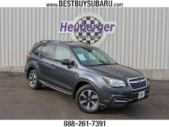 Used 2018 Subaru Forester 2.5i Premium AWD 2.5i Premium  Wagon CVT in Colorado Springs CO