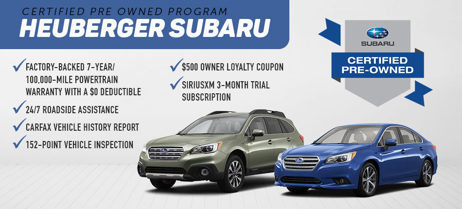 Subaru Certified Pre Owned >> Certified Pre Owned Subaru Used Subaru Near Castle Rock Co