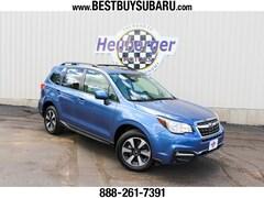 Used 2017 Subaru Forester 2.5i Premium AWD 2.5i Premium  Wagon CVT in Colorado Springs CO