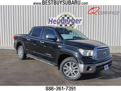 Used 2010 Toyota Tundra Limited 4x4 Limited  CrewMax Cab Pickup SB (5.7L V8 FFV) in Colorado Springs CO