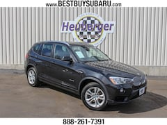 Used 2016 BMW X3 Xdrive35i AWD xDrive35i  SUV in Colorado Springs CO