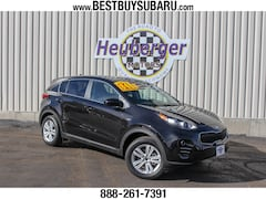 Used 2018 Kia Sportage LX AWD LX  SUV in Colorado Springs CO
