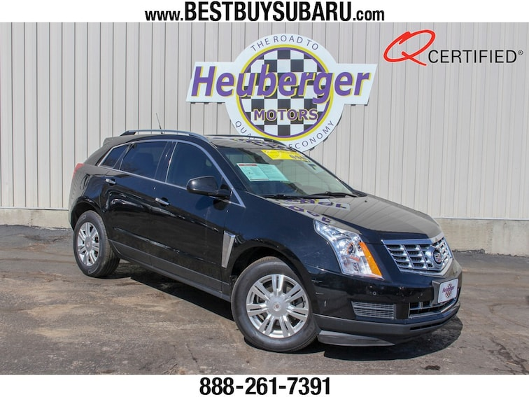 2014 Cadillac SRX Luxury Collection AWD Luxury Collection  SUV