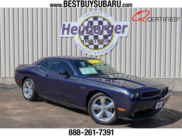2014 Dodge Challenger R/T R/T  Coupe