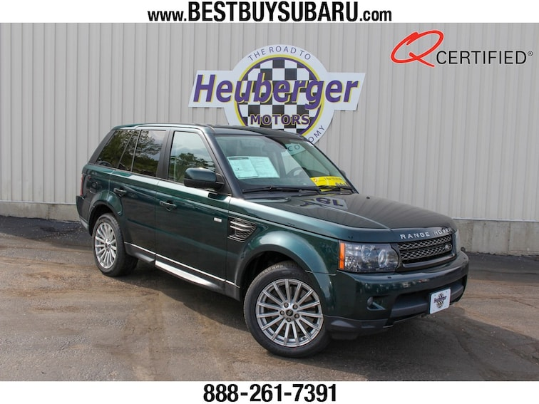 Used 2013 Land Rover Range Rover Sport For Sale at Heuberger