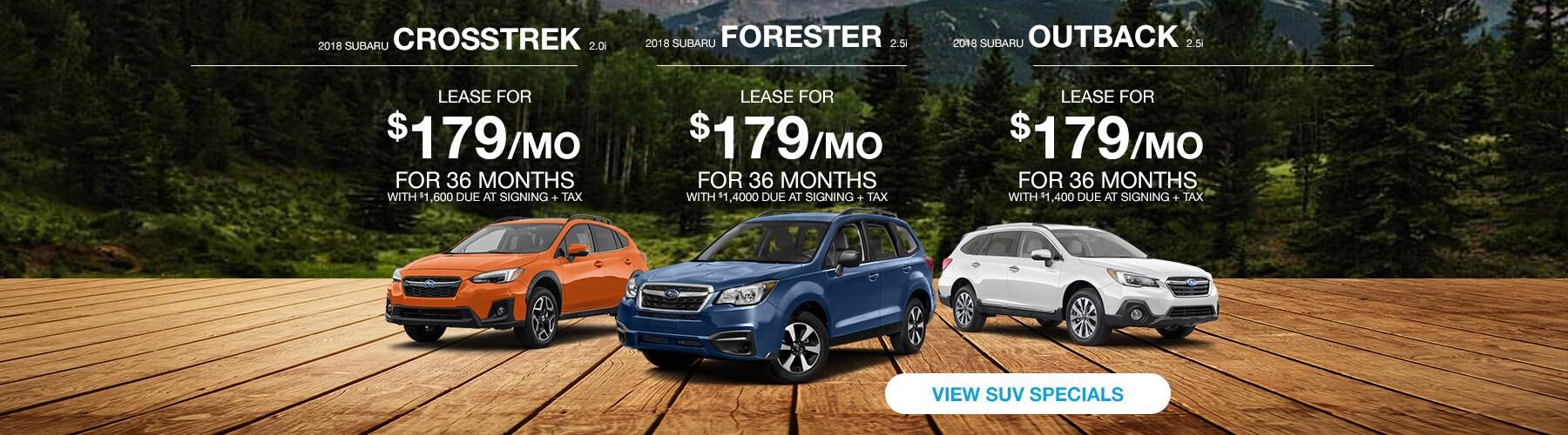 Heuberger Subaru-Volkswagen Inventory, Colorado Springs - CO