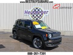 Used 2017 Jeep Renegade Sport Sport  SUV in Colorado Springs CO