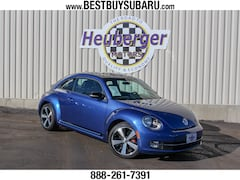 Used 2013 Volkswagen Beetle Turbo Turbo  Coupe 6A (ends 1/13) in Colorado Springs CO