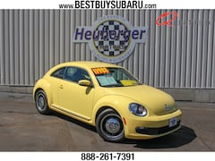 Used 2012 Volkswagen Beetle 2.5L Pzev 2.5L PZEV  Coupe 6A in Colorado Springs CO