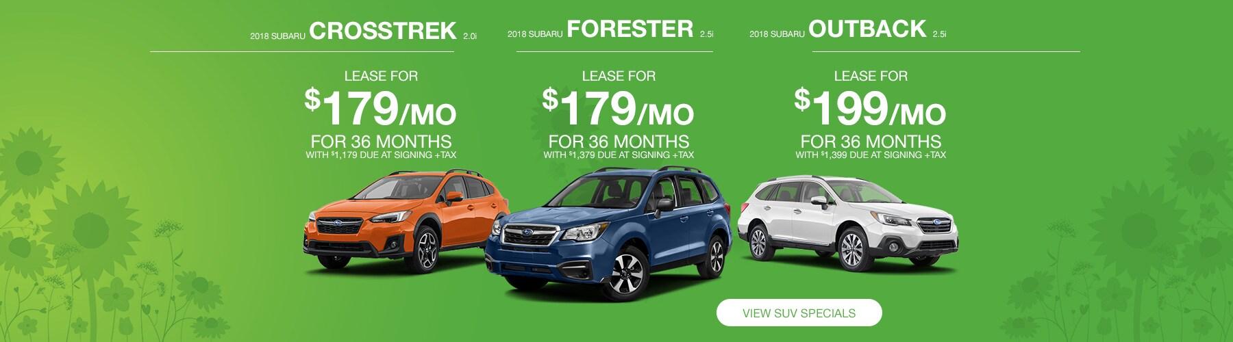 Subaru Dealership Colorado Springs >> New & Used Subaru Sales in Colorado Springs CO | Heuberger ...