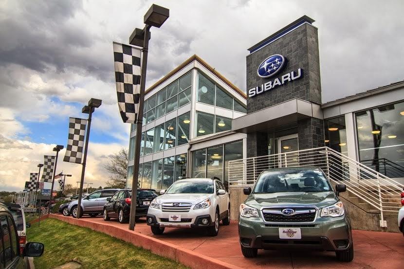 Subaru Dealership In Colorado