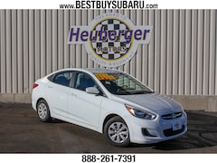 Used 2017 Hyundai Accent SE SE  Sedan 6A in Colorado Springs CO