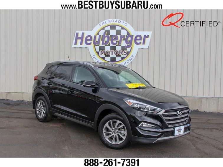 2016 Hyundai Tucson Eco AWD Eco  SUV