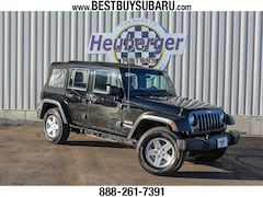 Used 2015 Jeep Wrangler Unlimited Sport 4x4 Sport  SUV in Colorado Springs CO