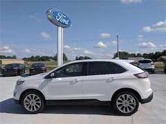 2018 Ford Edge Titanium All-wheel Drive
