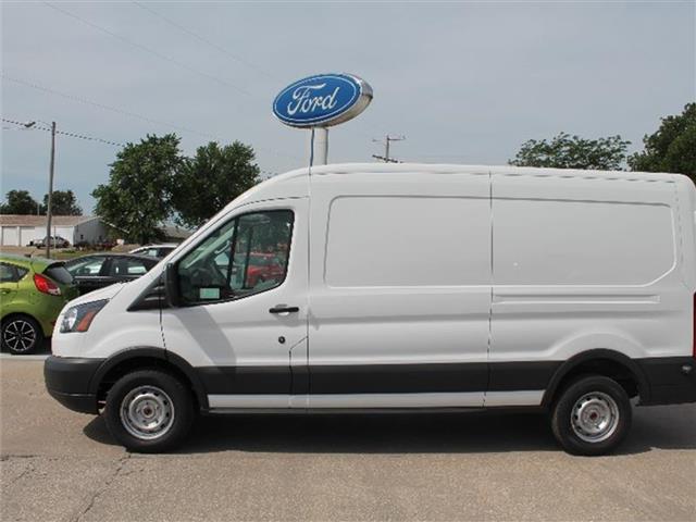 2018 Ford Transit-250 w/Sliding Pass-Side Cargo Door Medium Roof Cargo Van